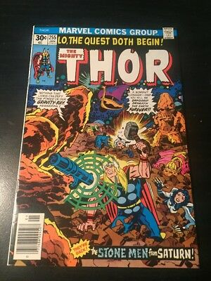 Mighty Thor#255 Incredible Condition 9.0(1976) Wow!!