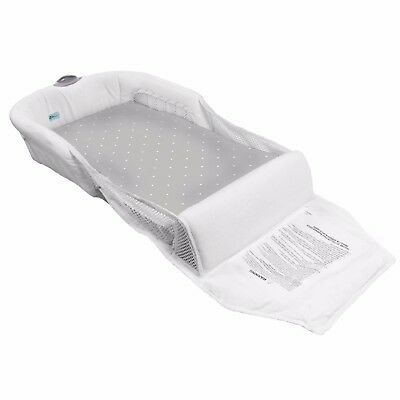 Close & Secure Sleeper Portable White w/t Dots Perfect for Travelling