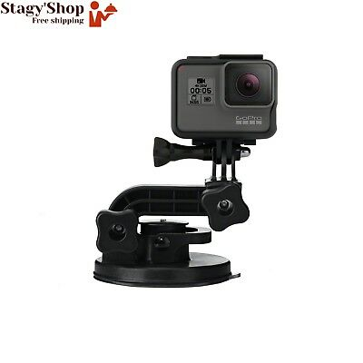 Gopro - Fixations Ventouse Quick Release