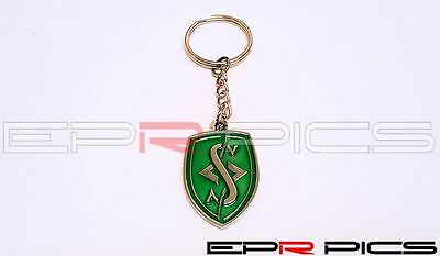 Nissan 200SX S13 PS13 S14/S14A S15 R32 R33 Skyline Silvia Green Colour key Chain