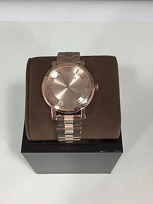 Michael Kors Women's Norie Rose Gold Steel Watch MK3561 NEW WITH BOX and TAG