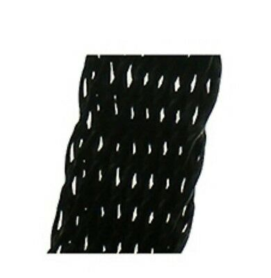 Black Heavy Duty Mesh Sleeving (13-26 mm) 1 Reel Of 50m