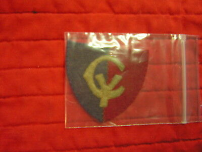 38Th Division Patch