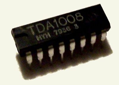 IC TDA1008 Divider Chip For Crumar Moog Arp Hohner Siel  Arp Sci  Armon CRB