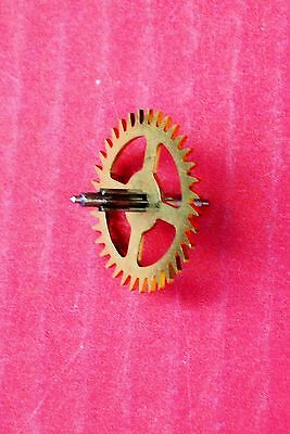 Regula  new escape / anchor wheel suitable for a type 34  movement.