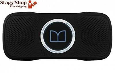 Monster - Enceinte flottante Bluetooth SuperStar BackFloat Neon Blue