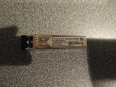 Finisar FTLF8524P2BNV - 4 Go SFP 850nm GBIC