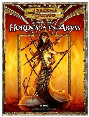 Dungeons & Dragons - D&D 3.5 - Fiendish Codex I: Hordes of the Abyss *Neu*