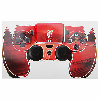Liverpool FC Official Football Crest PS4 Controller Sticker Skin