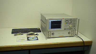 Agilent N5230A 10 MHz to 20 GHz, 2-Port Network Analyzer w/ op:225,80