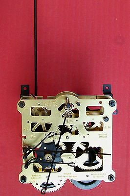Regula new type 34  8 day cuckoo clock  movement  c/w chains, hooks & rings.