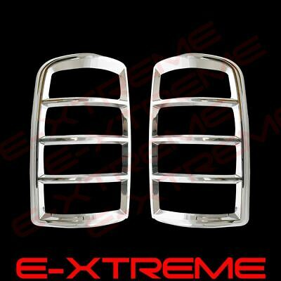 For 2000~2006 CHEVY SUBURBAN TAIL LIGHT Chrome Covers