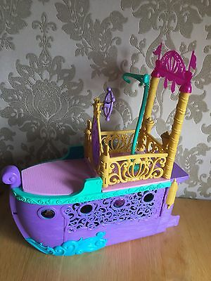 Official Disney Princess The Little Mermaid Ariel Royal Ship Playset - VERY RARE
