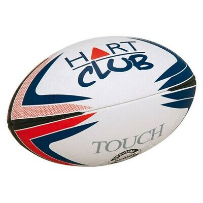 Hart Club Touch Rugby Ball- Ideal For Training But Also Suitable For Competition