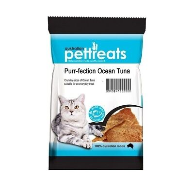 Purr-fection Australian Ocean Tuna Cat Treats 40g