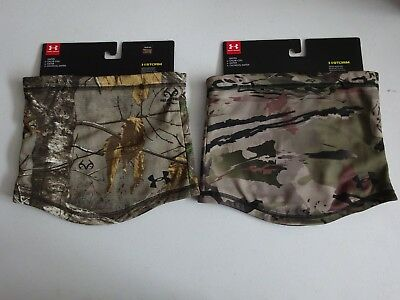 Under Armour Scent Control Storm Neck Gaiter Hunting NWT NEW 2017 LINE!