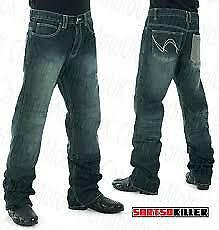 Sartso Jeans illusion motorcycle protective jeans size 40 waist 102 cm