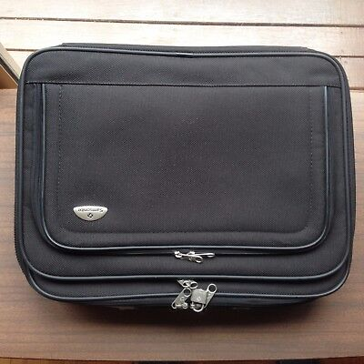 Samsonite Vintage Overnight Travel Bag Brief Case