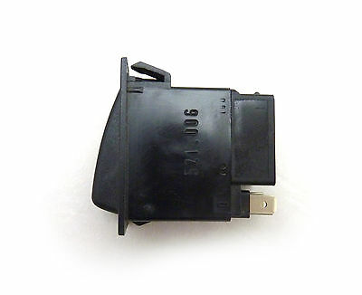 Britax On/Off Rocker Switch with Bulb and Bulb Holder