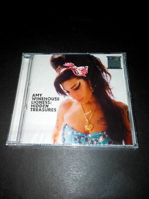 AMY WINEHOUSE - LIONESS : HIDDEN TREASURES Malaysia CD