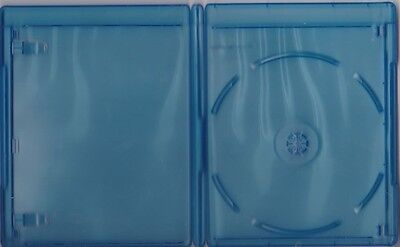 Blu ray replacement Cases ..Wholesale Lot of 2 Cases Single Disc blu ray case..