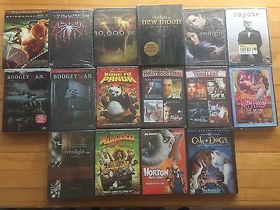 Huge DVD Wholesale lot 170 Pieces Total . Some rare hard to find collectibles