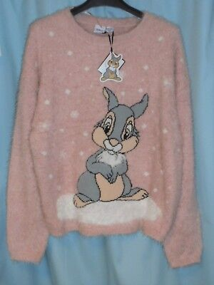 PRIMARK Disney Thumper Fluffy Jumper