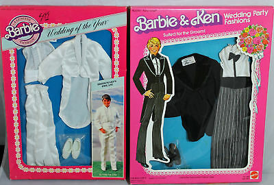 Barbie Fashions Clothing Lot of 2-5744, 1418