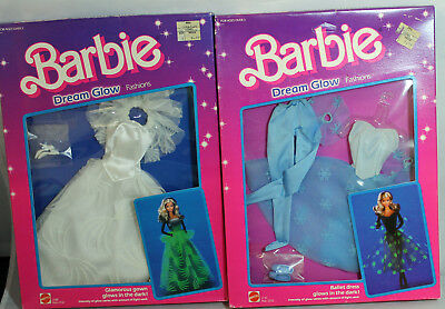 Barbie Dream Glow Fashions Outfit - 2191,2188