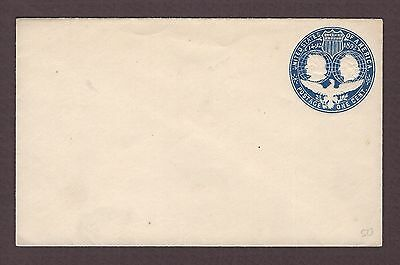 mjstampshobby 1893 US Vintage Cover Unused (Lot4836)