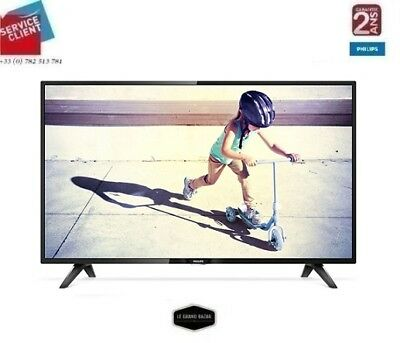 "Philips  32PHT4112 - TV LED - Full HD - 32"" - Garantie 2ans"