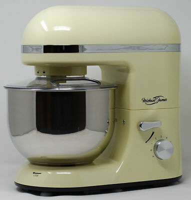 Michael James Food Stand Mixer 800-1260W Low Noise 5.25L bowl, Next day delivery