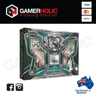 POKEMON TCG Silvally Figure Collection Box w/4 Booster Packs PREORDERS