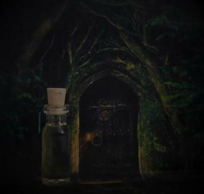 STAY AT HOME Ritual Oil Anointing Oil Potion Spells Wicca Witchcraft Pagan