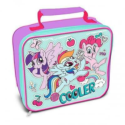 My Little Pony Rectangle Lunch Bag OFFICIAL School Lunch Box Lunchbag