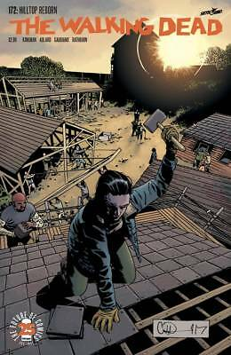 Walking Dead #172 - Image Comics - Englisch - D209