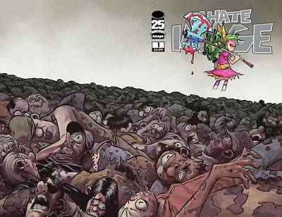 I Hate Fairyland Spec Ed Cvr C Walking Dead #100 Tribut- Image - Englisch - D213