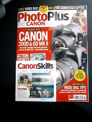 PhotoPlus Magazine September Issue 2017 (new) With Free Disc