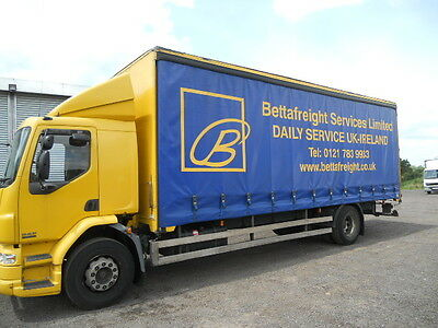 Daf Lf55.220 2005 Manual Gearbox, Rest Cab, Air Suspension, 26' C/side, New Mot