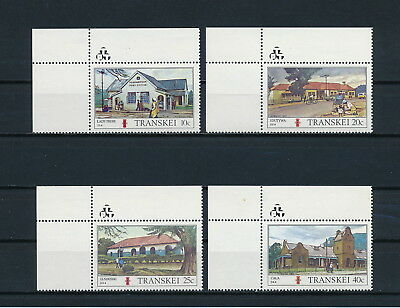 Transkei 121-4 MNH, Post Offices, 1983