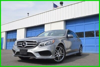 2014 Mercedes-Benz E-Class E 550 4MATIC® Premium Heated Cooled Massage Seats HK Audio Panoramic 3 Keys Keyless Loaded +++