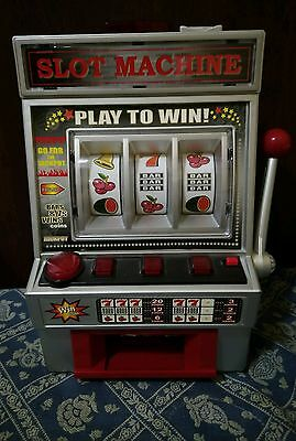 Rara Mini Slot machine vintage retro vedi video