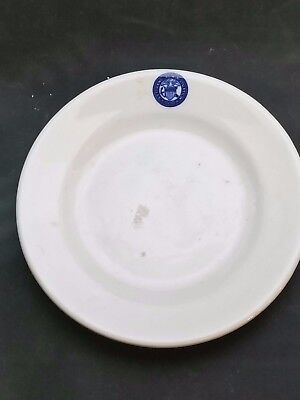US Military Veteran's Admnistration Small Plate Dated 1930