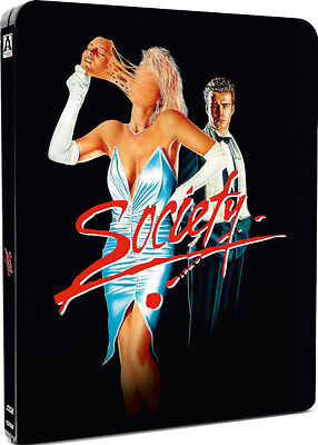 Society - Limited Edition Arrow Video Steelbook (Blu-ray) BRAND NEW!!