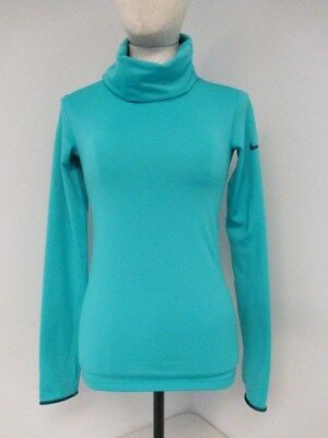 NWT Nike Pro Dri-Fit Hyperwarm Series Long Sleeve Training Top Women's SM (10-9)