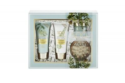 Style & Grace Spa Collection Back To Nature Gift Set 70Ml Body Wash + 70Ml B/l +