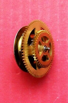 Hubert Herr,  chain ratchet wheel,  time side to suit KW 75 movement only.