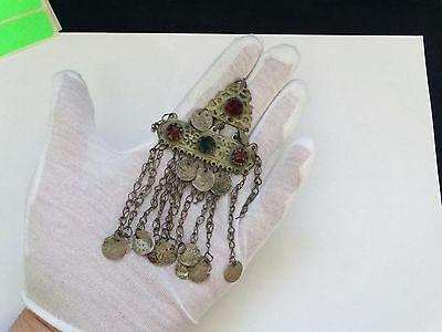 antique Ottoman ornament jewel Ottoman coins ornament for head SUPER RARE! No.ЖЗ