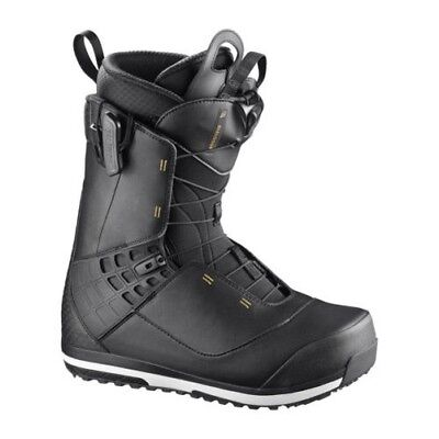 Salomon Snowboard Boots - Dialogue Wide Mens Boot Black 2018 - All-mountain Free