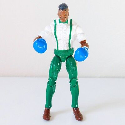 "Custom 3 3/4"" Street Fighter III Third Strike Dudley Action Figure toy"
